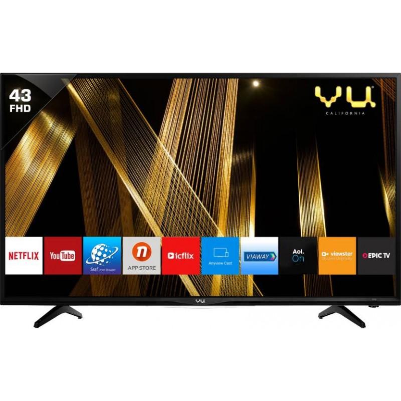 VU Premium Smart 43 Inches LED TV 43-OA