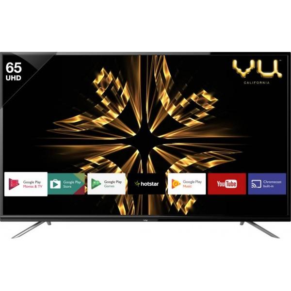 Vu 65 inch Android 4K LED Smart TV OAUHD65