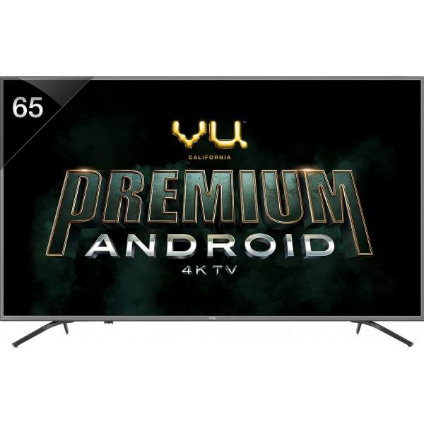 "Vu 65"" Premium Android 4K TV 65-OA - 2019"