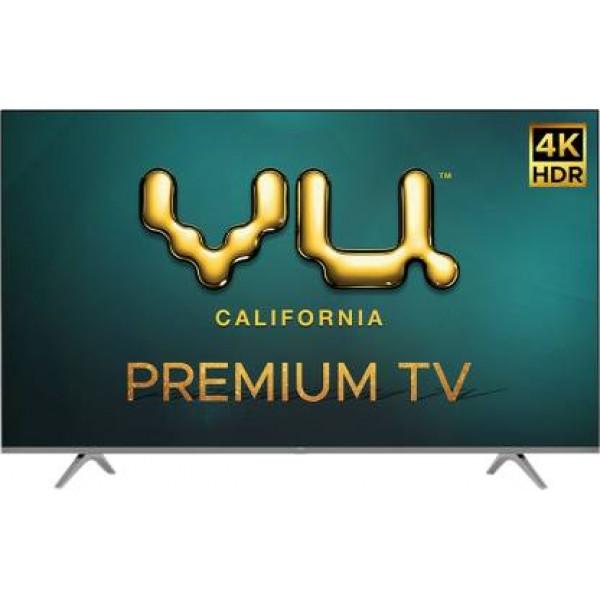 VU Premium 4K 43 inch Android Smart TV